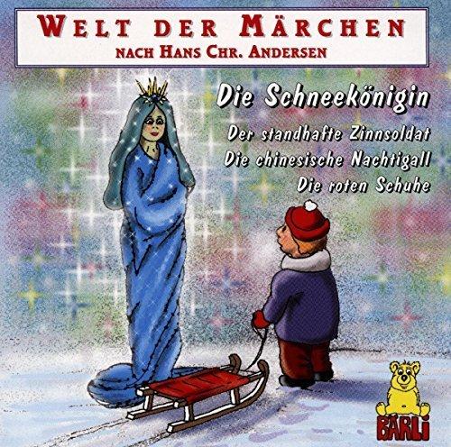 Bild 1: Hans Christian Andersen, Die Schneekönigin/Der standhafte Zinnsoldat/Die chinesische Nachtigall.. (Bella Musica)
