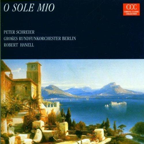 Bild 1: Peter Schreier, O sole Mio (compilation, 1997)