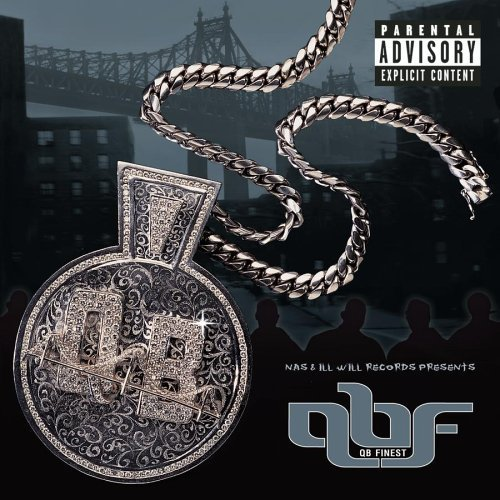 Bild 1: QB Finest, Queensbridge the album (Nas & Ill Will presents, 2000)