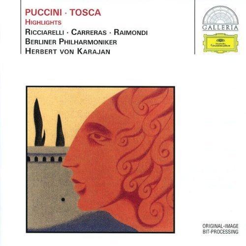 Bild 1: Puccini, Tosca-Highlights (DG) Chor der Deutschen Oper Berlin, Schöneberger Sängerknaben.., Berliner Philharmoniker/Karajan