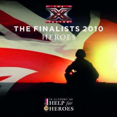 Bild 2: X Factor-Finalists 2010, Heroes
