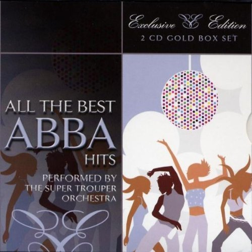 Bild 1: Abba, All the best hits (performed by the Super Trouper Orchestra; 32 tracks)