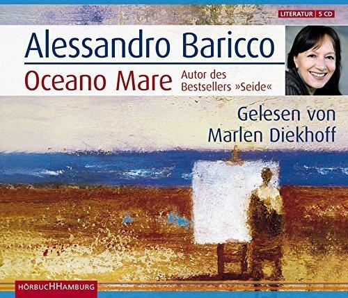 Bild 1: Alessandro Baricco, Oceano mare (Leserin: Marlen Diekhoff)
