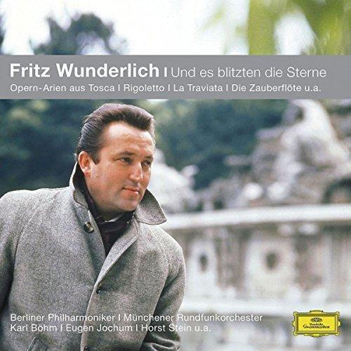 Bild 1: Fritz Wunderlich, Und es blitzen die Sterne-Opern Arien