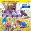 Julia Brückner, Ferien auf Burg Donnerfels III: Zauberkraut und Hexensprüche (Leser: Martin Schleiß)