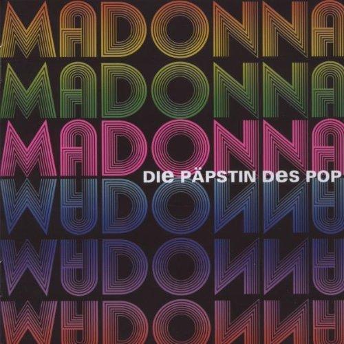 Bild 1: Madonna, Die Päpstin des Pop (Sprecher: Nicole Engeln, Thomas Friebe)