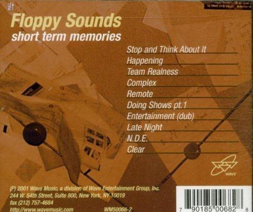 Bild 2: Floppy Sounds, Short term memories