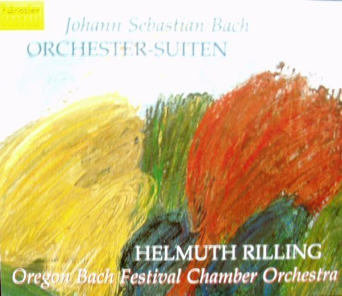 Bild 1: Bach, Orchester-Suiten Helmuth Rilling, Oregon Bach Festival Chamber Orchestra