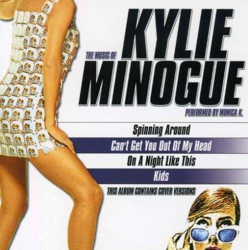 Bild 1: Kylie Minogue, Music of (by Monica K.)