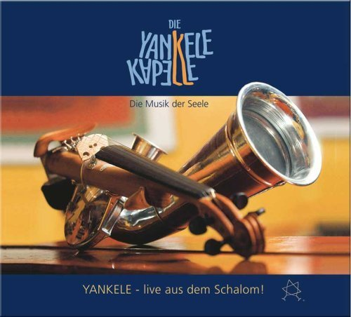 Bild 1: Yankele, Live aus dem Schalom!