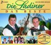 Die Ladiner, Das Beste (24 tracks)