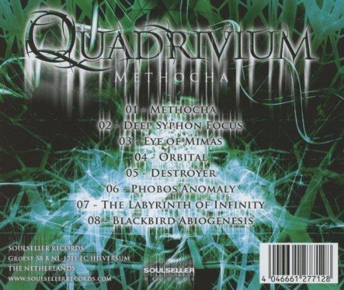 Bild 2: Quadrivium, Methocha