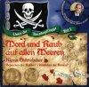 Unter der Totenkopfflagge 1, Mord und Raub auf allen Meeeren-Klaus Störtebeker (gelesen von Marcus Off der dt. Stimme von Johnny Depp)