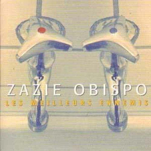 Bild 1: Zazie Obispo, Les meilleurs ennemis (2 tracks, cardsleeve)
