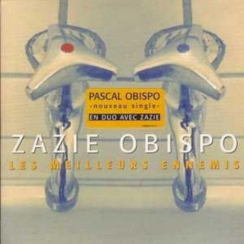 Bild 2: Zazie Obispo, Les meilleurs ennemis (2 tracks, cardsleeve)
