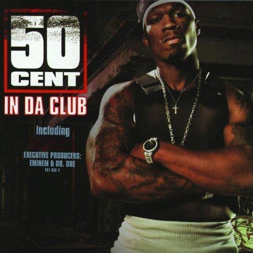 Bild 1: 50 Cent, In da club (2 tracks, 2003, cardsleeve)