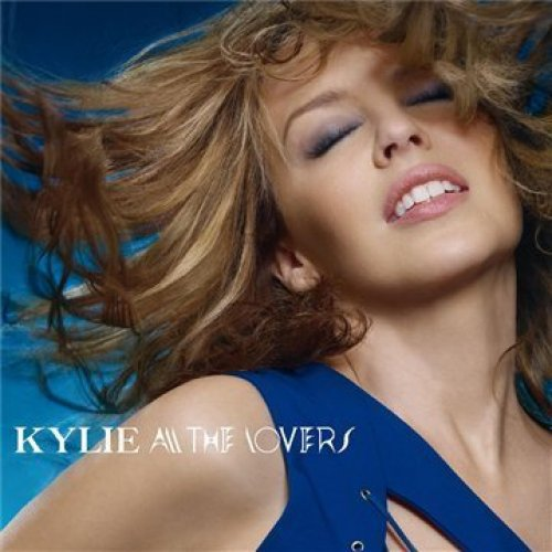 Bild 1: Kylie Minogue, All the lovers (cardsleeve)