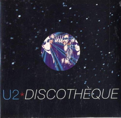 Фото 1: U2, Discothèque/Holy Joe (cardsleeve)
