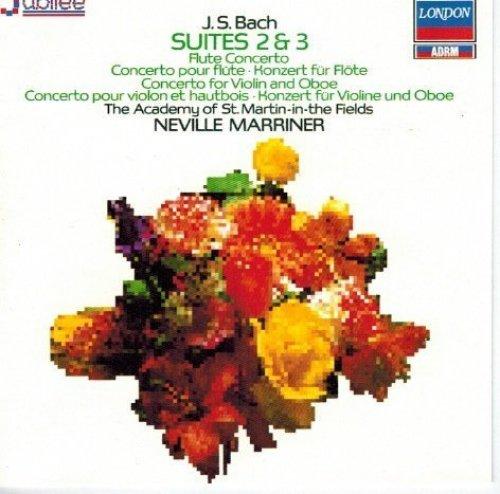 Bild 1: Bach, Suites 2 & 3 (Decca) Academy of St. Martin-in-the-Fields, Neville Marriner