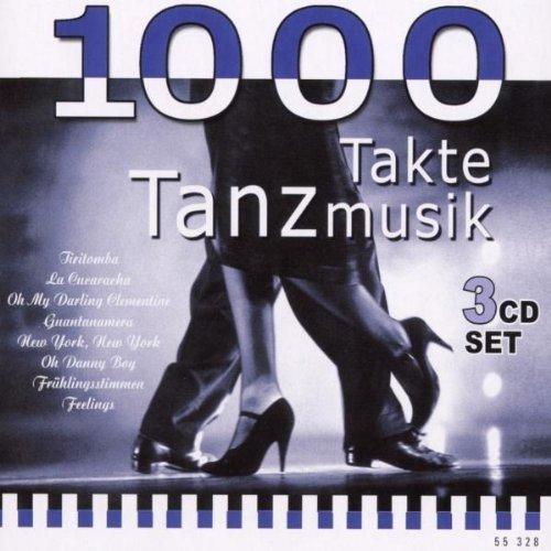 Bild 1: 1000 Takte Tanzmusik (48 tracks), Orch. Werner Tauber, Orch. Etienne Cap, Orch. Hans Herchenhan, Larry Dieksen Banjo Band...