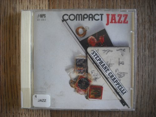 Bild 1: Stephane Grappelli, Compact jazz