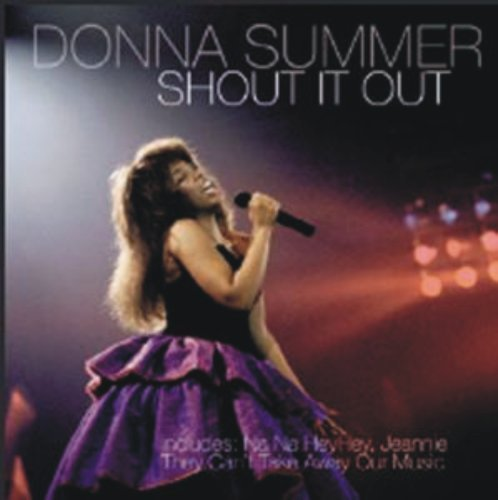 Bild 1: Donna Summer, Shout it out (compilation, 2002, 9 tracks)