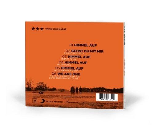 Bild 4: Silbermond, Himmel auf (2012; 5 tracks +Video)