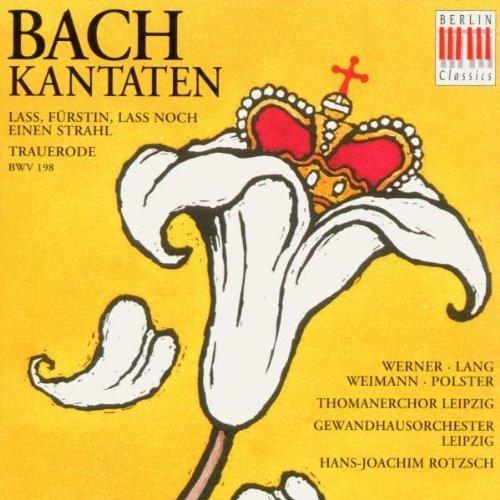 Bild 1: Bach, Kantaten BWV 198 Thomanerchor Leipzig, Hans-Joachim Rotzsch
