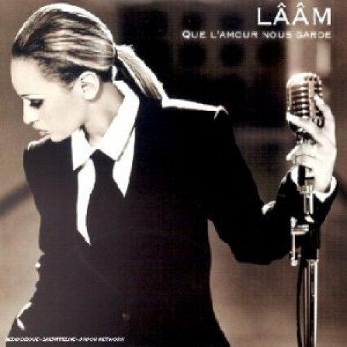 Bild 1: Lââm, Que l'amour nous garde (cardsleeve)