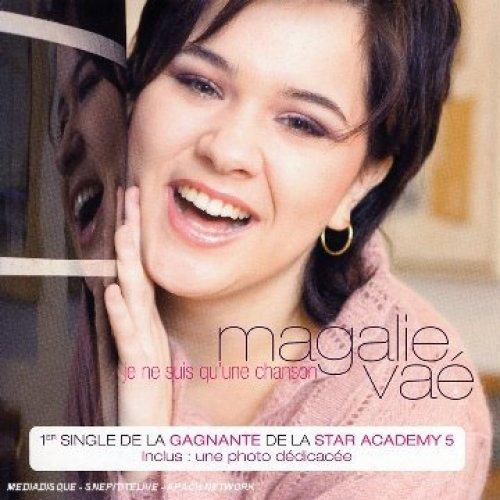 Bild 1: Magalie Vae, Je ne suis qu une chanson (cardsleeve)