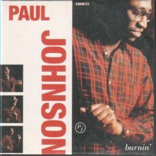 Фото 1: Paul Johnson, Burnin' (cardsleeve)