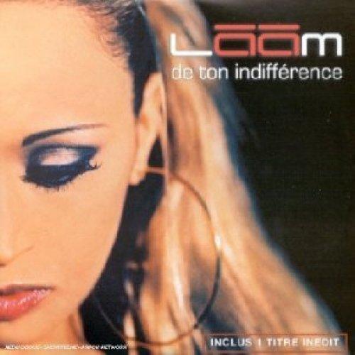 Bild 1: Lââm, De ton indifference (cardsleeve)
