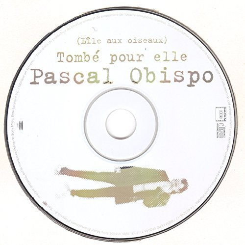 Bild 2: Pascal Obispo, Tombe pour elle (cardsleeve)