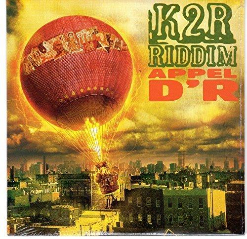 Bild 1: K2R Riddim, Appel d'R (cardsleeve)
