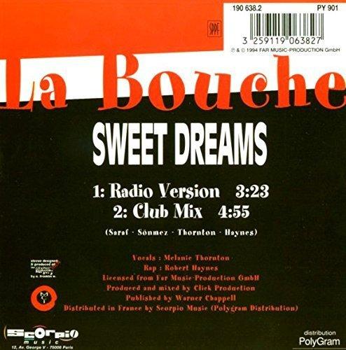 Bild 2: La Bouche, Sweet dreams (cardsleeve)