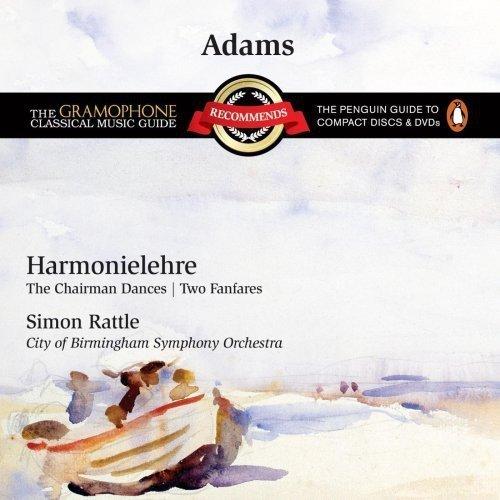 Bild 1: Adams, John, Harmonielehre/Chairman Dances/ Two fanfares (EMI) City of Birmingham Symphony Orchestra, Sir Simon Rattle