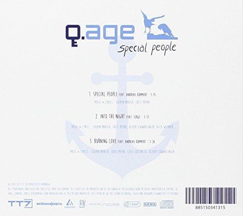 Bild 2: Q.age, Special people