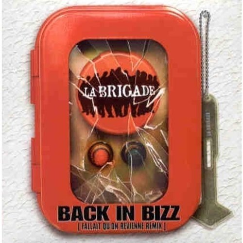 Bild 1: La Brigade, Back in bizz (cardsleeve)