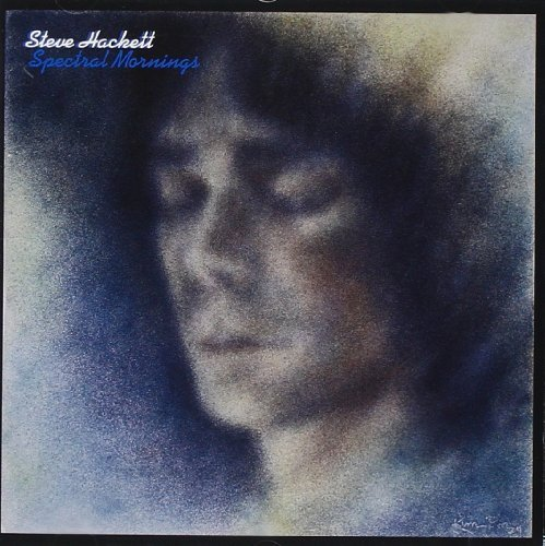 Bild 1: Steve Hackett, Spectral mornings (2005, digitally remastered, 15 tracks)
