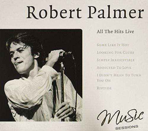 Bild 1: Robert Palmer, All the hits live (17 tracks)