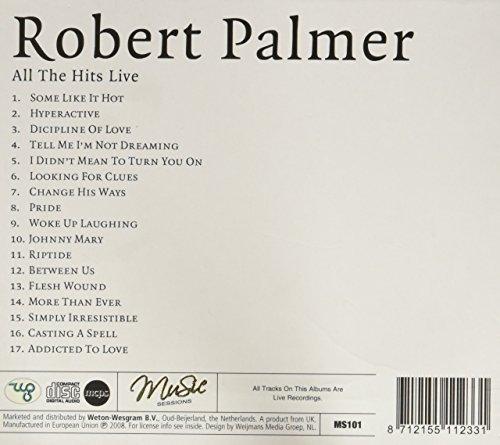 Bild 2: Robert Palmer, All the hits live (17 tracks)