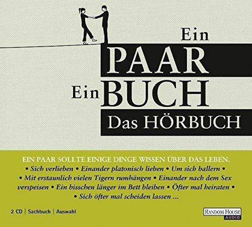 Bild 1: Eduard Augustin, Ein Paar- ein Buch-Das Hörbuch (Leser: Mechthild Großmann, Andrea Sawatzki, Hella von Sinnen,..)