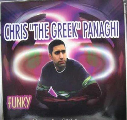 Bild 1: Chris 'The Greek' Panaghi, Funky (zyx 66074)
