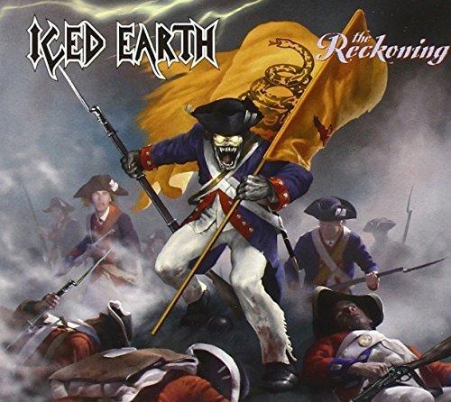 Bild 1: Iced Earth, Reckoning (4 tracks, 2003, digi)