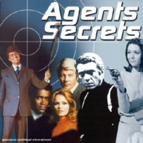 Bild 1: Agents Secrets, John Barry, Lalo Schifrin, Laurie Johnson Orchestra, Matt Monroe...