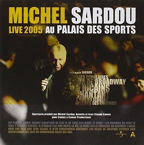 Bild 1: Michel Sardou, Live 2005 au Palais des Sports