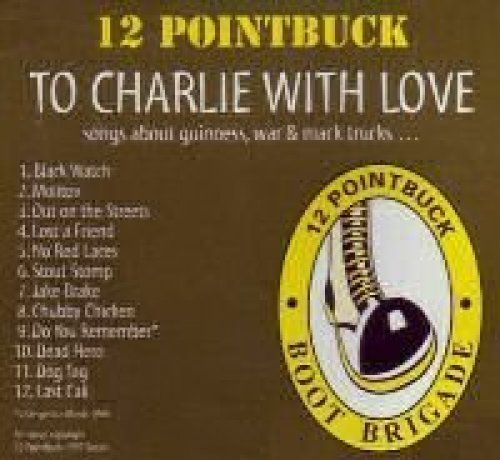 Bild 1: 12 Pointbuck, To Charlie with love