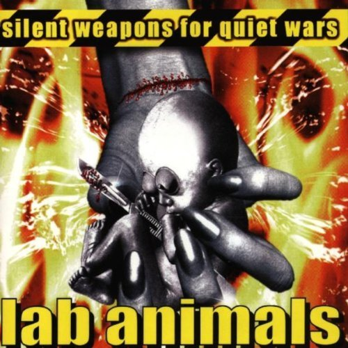 Bild 1: Lab Animals, Silent weapons for quiet wars